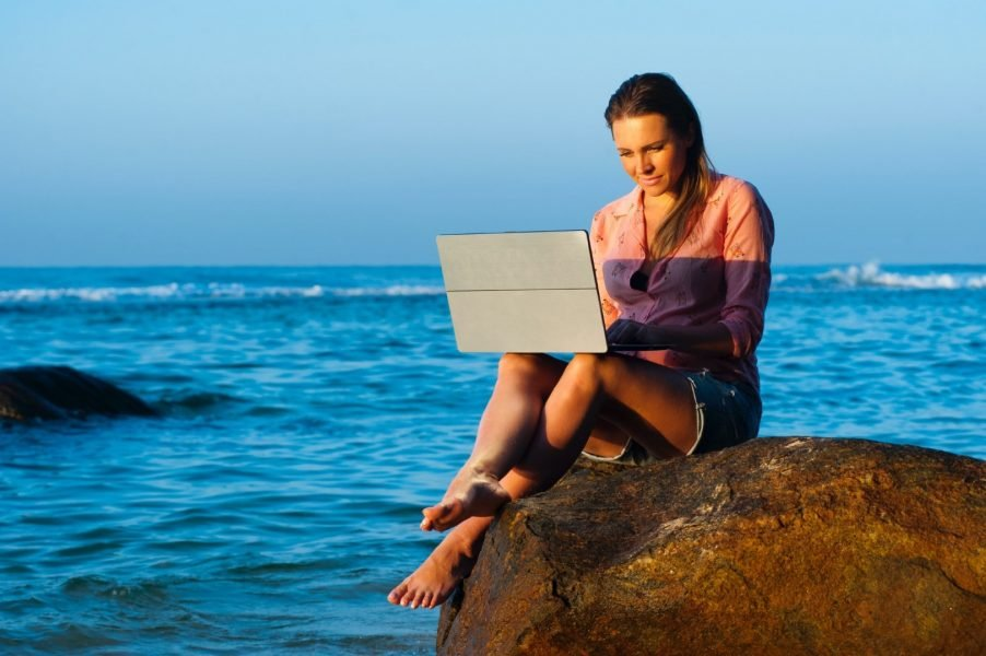 Digital Nomads are the next trend to look out for. More young people will work remotely