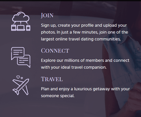Meeting and dating app - misstravel.com