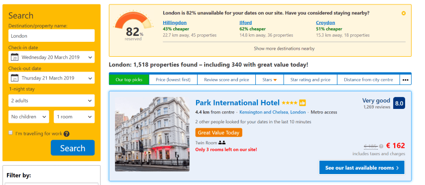 booking.com - compare hotel prices with booking.com before buying