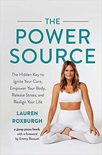 The Power Source: Lauren Roxburgh