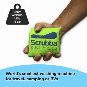 Scrubba Wash Bag Review