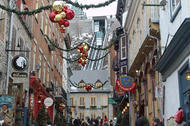 Explore the Winter Activities in Quebec City