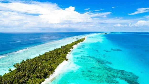 Winter in Maldives