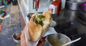 Street food tel aviv