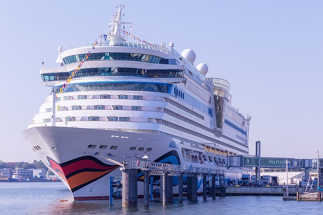 AIDA Cruises becomes the second major cruise line to resume ocean sailings