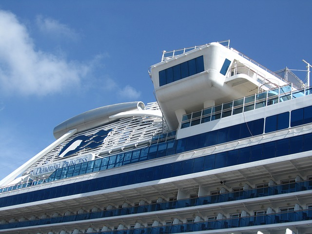 Diamond Princess will sail on two new Pacific crossings
