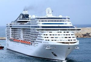 MSC Cruises suspends sailings amid Italy COVID-19 spike