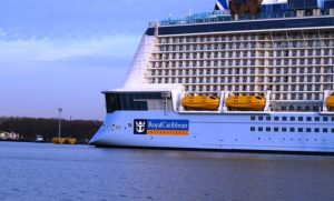 Royal Caribbean has carried over 100K guests with just 10 Covid cases